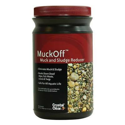 MuckOff - Muck & Sludge Reducer - 96 Tablets
