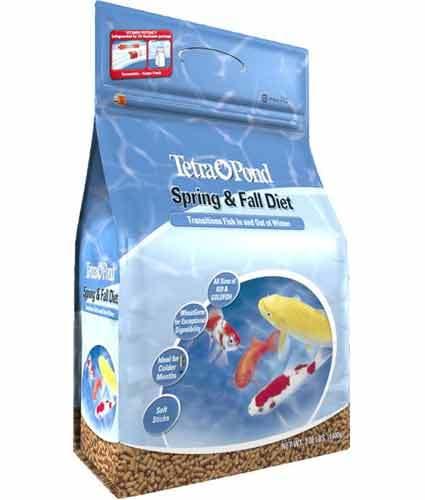 Tetra Pond Spring & Fall Diet 7 L