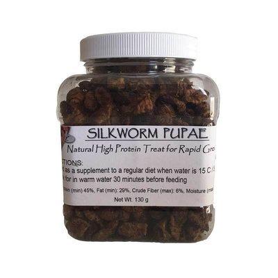 Silkworm Pupae High Protein Koi Treat - 300 g