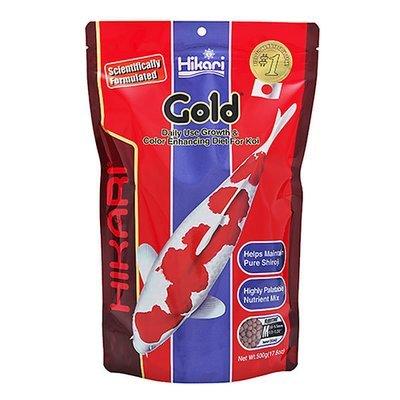 Hikari Gold Koi Food - 17.6 oz Med Pellet