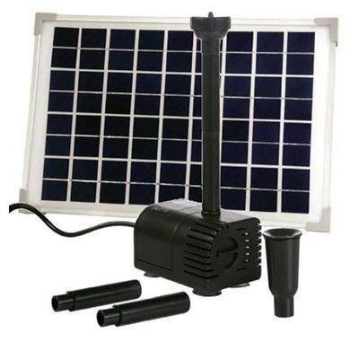 360 GPH Solar Pond Pump