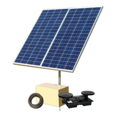 Solar Pond Aeration System - Up to 3/4 Acre