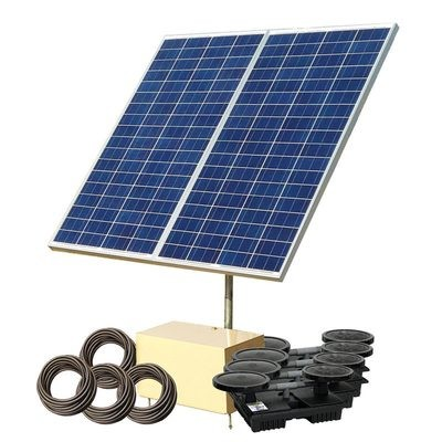 Solar Pond Aeration System - Up to 3 Acres