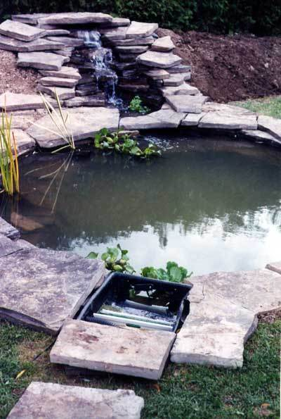 Huron koi pond kit koi pond kits pond products canada for Fish pond kits