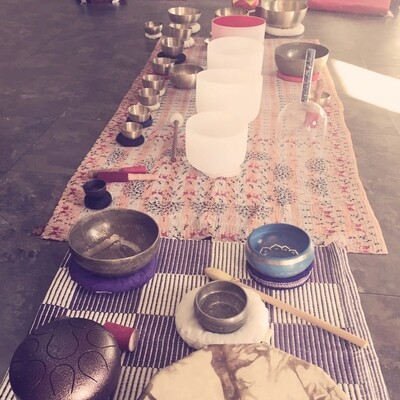 Sound Healing with Jo McGregor : Friday, March 20th
