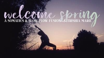 Somatics & Slow Flow Fusion : March 31st