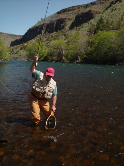 Beginning Fly Fishing