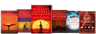 Warrior Goddess 6 Book Package