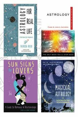 Astrology 4 Book Package Special