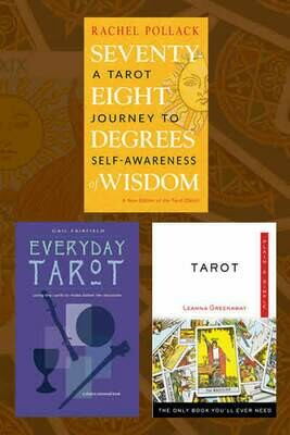 Tarot 3 Book Package Special