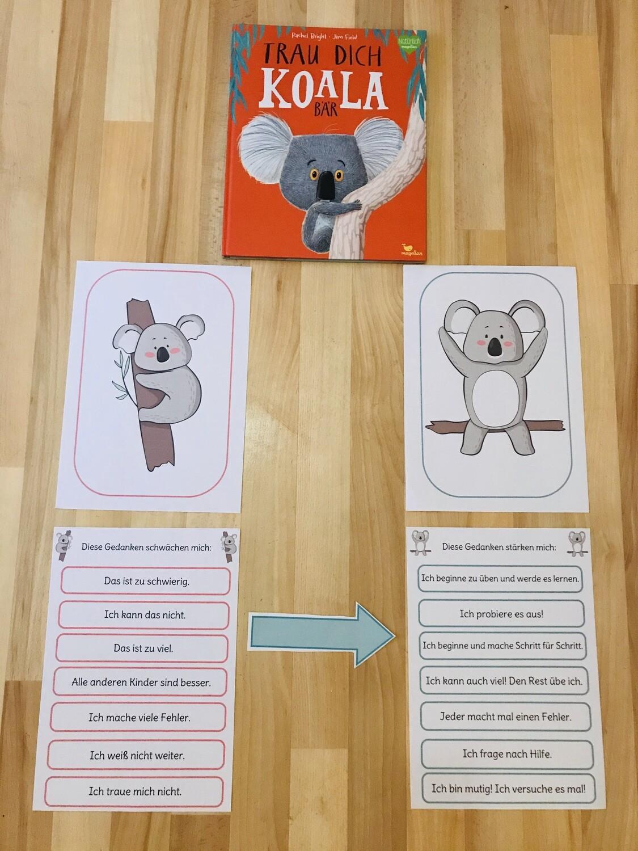 Selbstbewusstsein stärken mit dem Koala