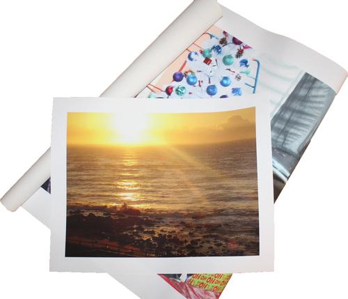 600 x 600mm Loose Cotton Photo Canvas Square Print