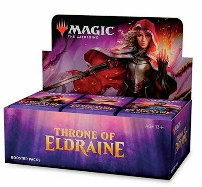Magic Throne of Eldraine