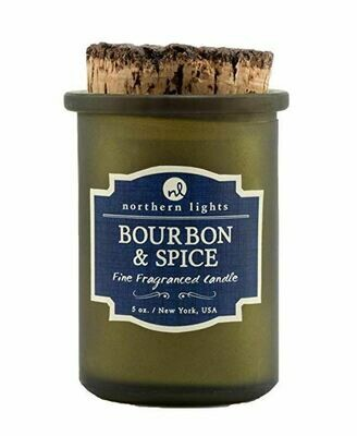 Bourbon and Spice Candle