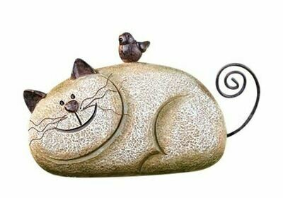 Cat Lawn Ornament
