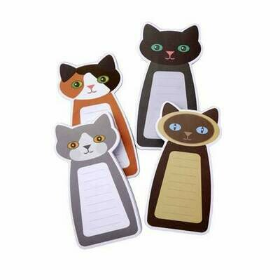 Cat Notepads