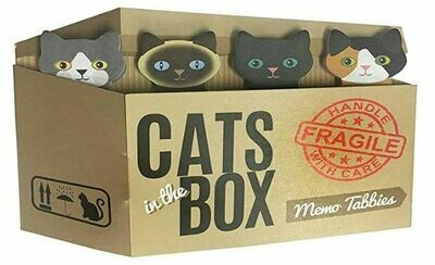 Cats in the Box Memo