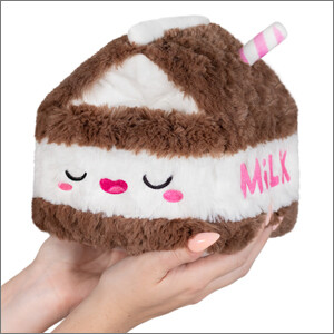 Chocolate Milk Squishable