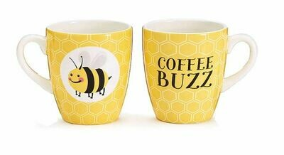 Coffee Buzz Bee Mug