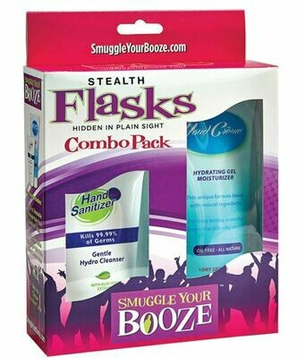 Combo Pack Stealth Flasks