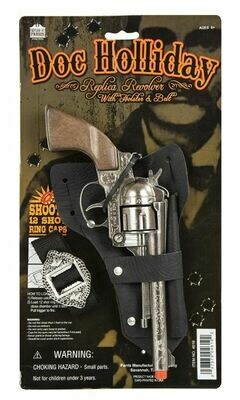 Doc Holliday Revolver
