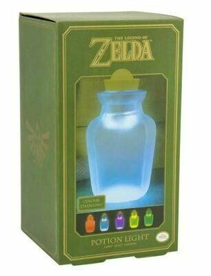 Zelda Potion Light