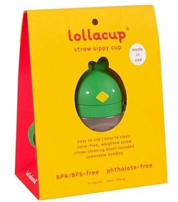 Lollacup Sippy Cup Green