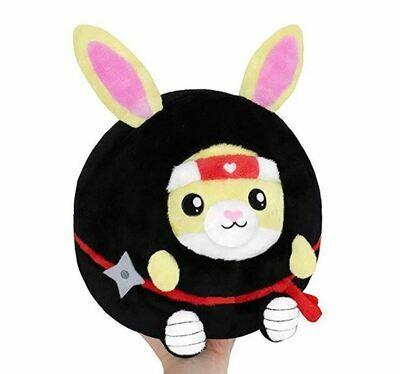 undercover bunny in ninja
