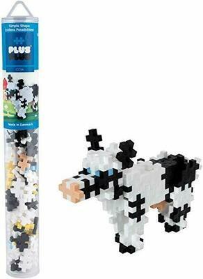 Plus Plus Cow