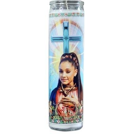 Ariana Grande Candle