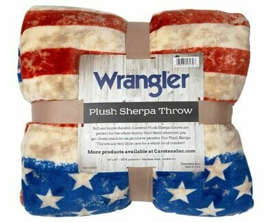 Wrangler Stars and Stripes Plush