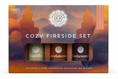 Woolzies Cozy Fireside Set