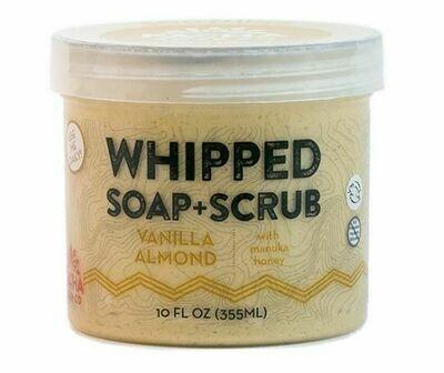 Whipped Soap Vanilla Almond
