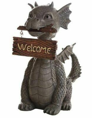 Welcome Garden Dragon