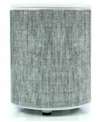 USB Mini-Tabletop Wax Warmer Grey