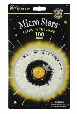 Glowing Micro Stars