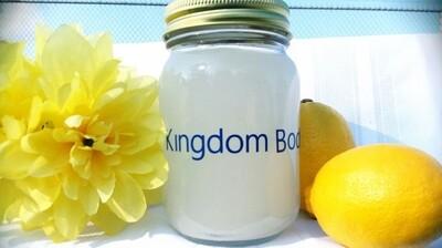 Organic Fermented Herbal Lemon Rice Water Milk (12oz)