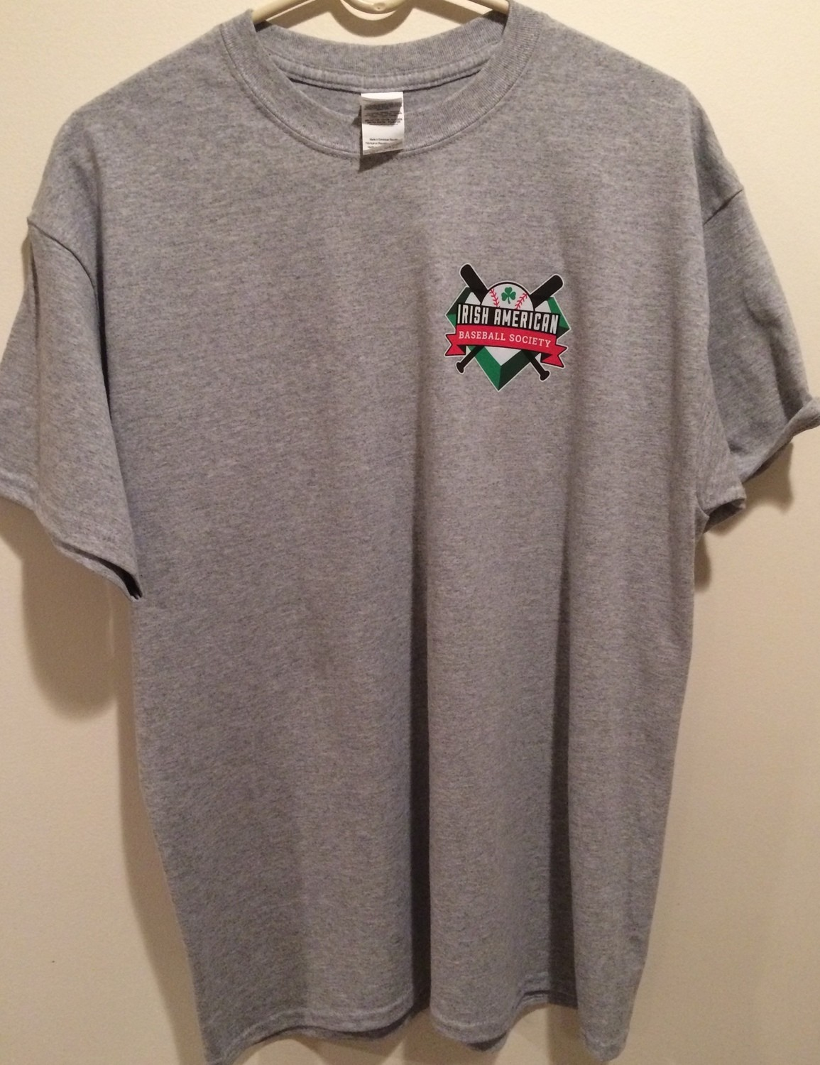 Irish American Baseball Society T-shirt