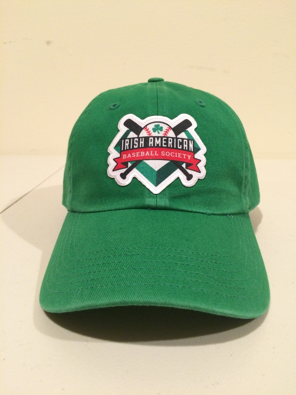 IABS Green Cap with Adjustable Strap and Buckle