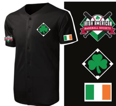 Customized IABS Baseball Jersey