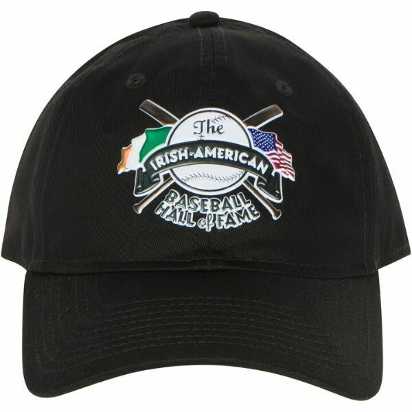 IABHOF Cap with Adjustable Strap and Buckle