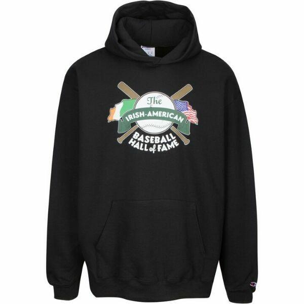 Irish American Baseball Hall of Fame Hooded Sweatshirt