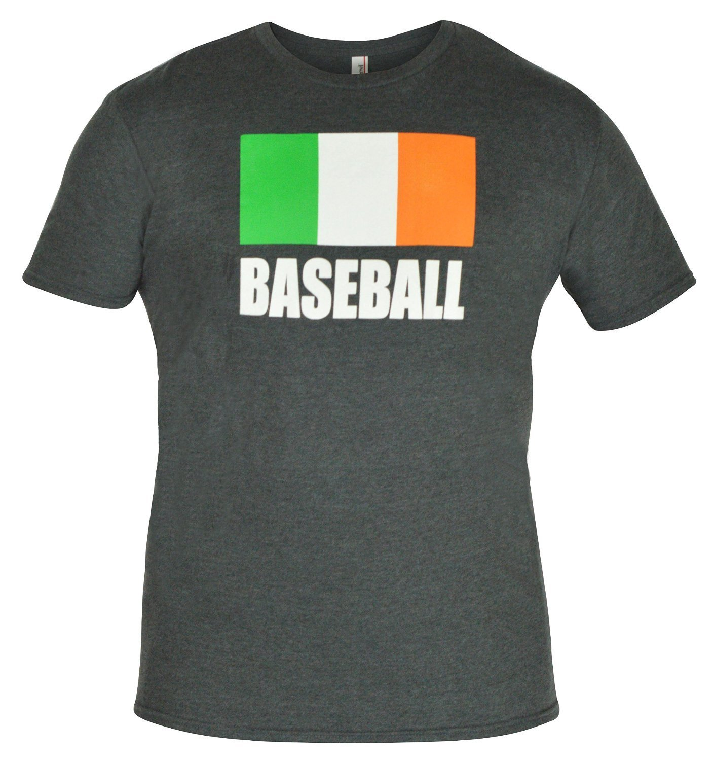 Ireland Flag Irish Baseball T-Shirt IRLTEE008