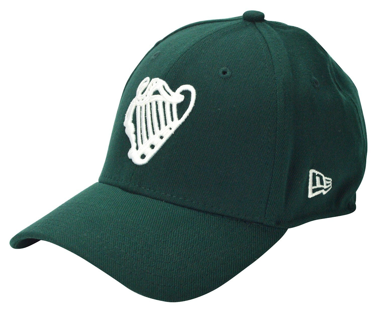 Irish National Baseball Team Official Embroidered Green New Era 39Thirty Stretch Fit Cap IRLCAP003