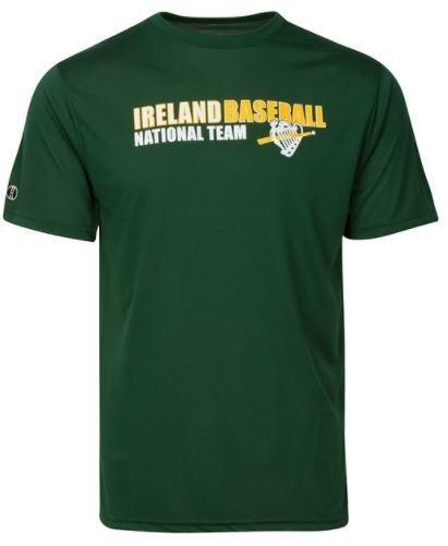 Ireland Baseball Irish National Team Dri-Fit T-shirt 00001