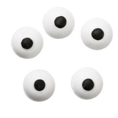 Wilton Candy Eyeballs 1cm -pack of 56 βρώσιμα μάτια 1εκ