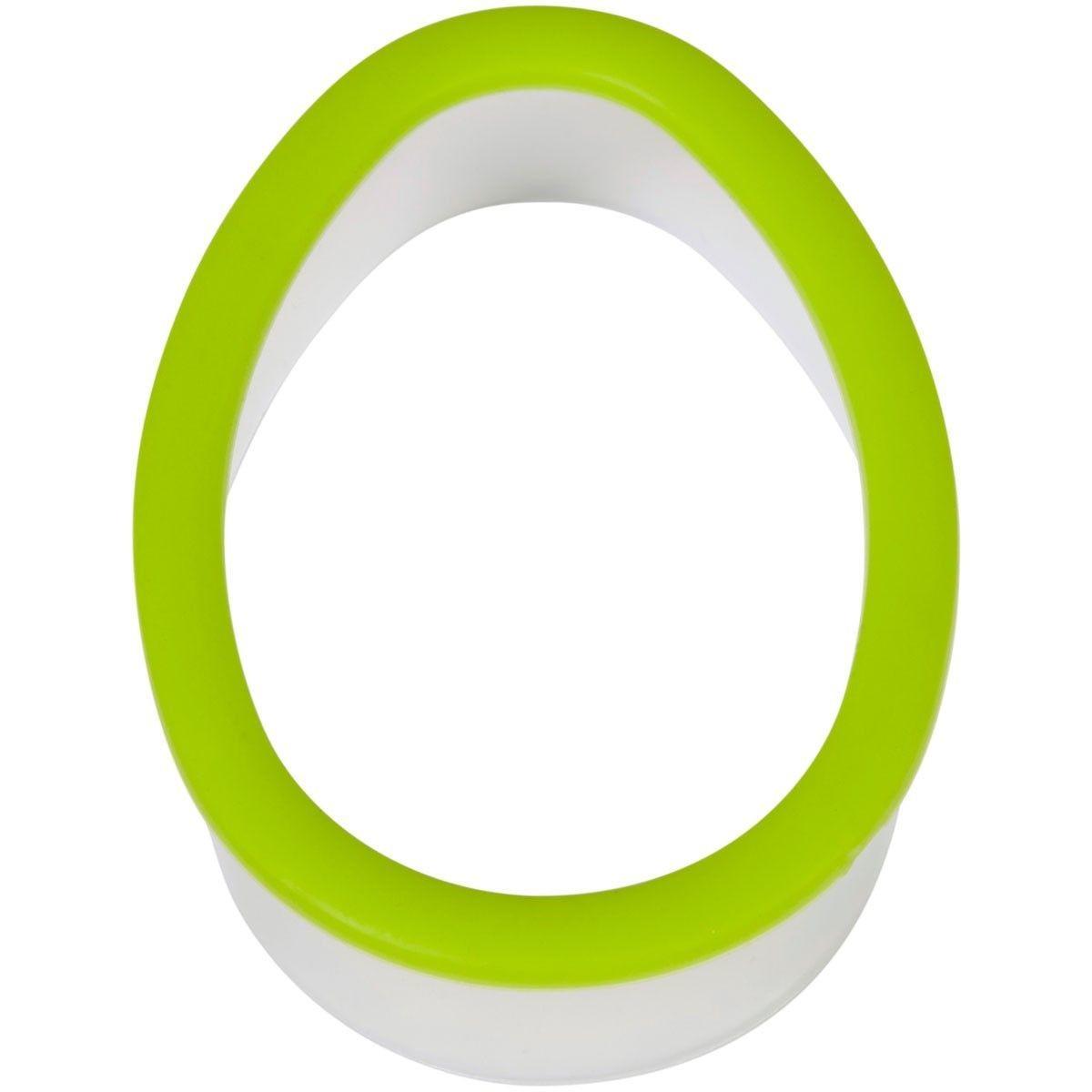 Wilton Easter Plastic Grippy Cutter -EGG -Κουπάτ Αυγό με λαβή σιλικόνης -9.5εκ