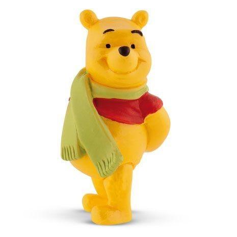 Disney Figure WINNIE THE POOH -Πλαστική Φιγούρα Γουινι το Αρκουδάκι
