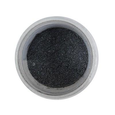 Colour Splash Dust -PEARL BLACK -Σκόνη Περλέ -Μαύρο 5γρ