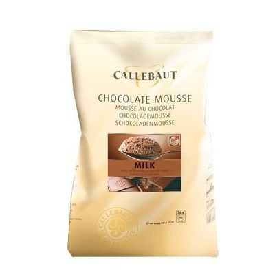 Callebaut Chocolate MOUSSE -MILK CHOCOLATE 800g